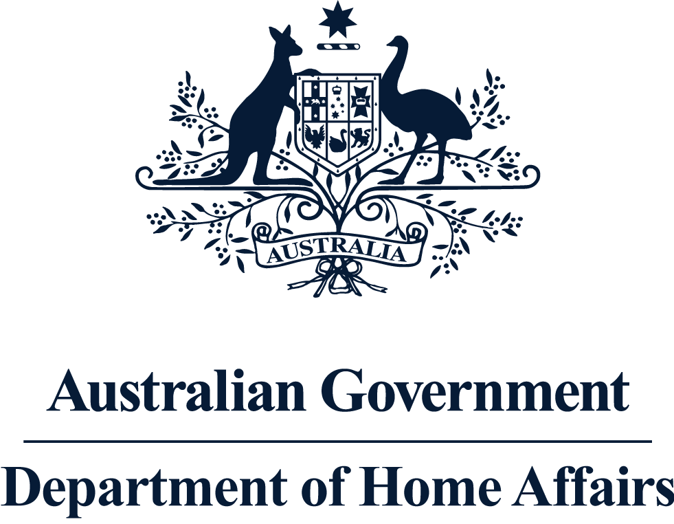 Australian Government Department of Home Affairs